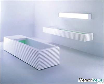 جدیدترین مدل های دکوراسیون حمام 2012