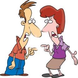 طنز دعواهای زن و شوهری