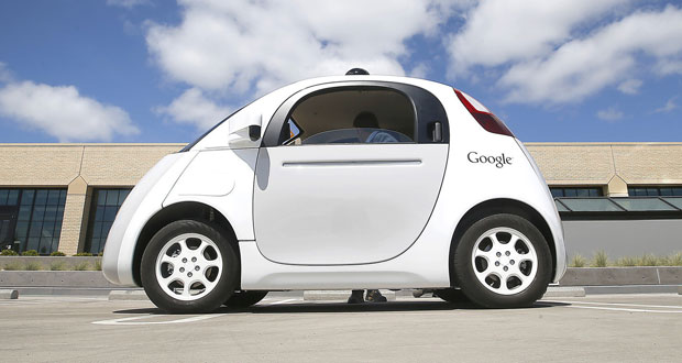 ورود خودروهای خودران گوگل به لندن