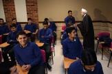 بازدید روحانی از کلاس درس برجام+ فیلم و تصاویر