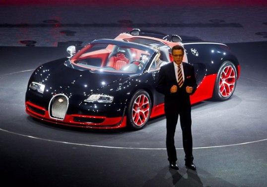 تصاویر: نمایشگاه خودروهای لوکس - پکن 2012