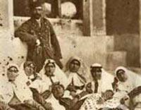 ناصرالدین شاه و 84 همسر او