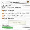 از بین بردن ویروس ها با نرم افزار M Autorun Killer 1.5