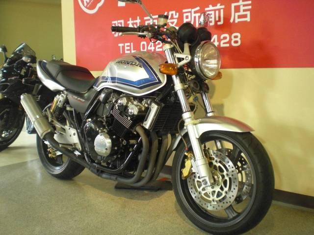 نمایش پست :موتور سنگین   [1]   Honda CB 400