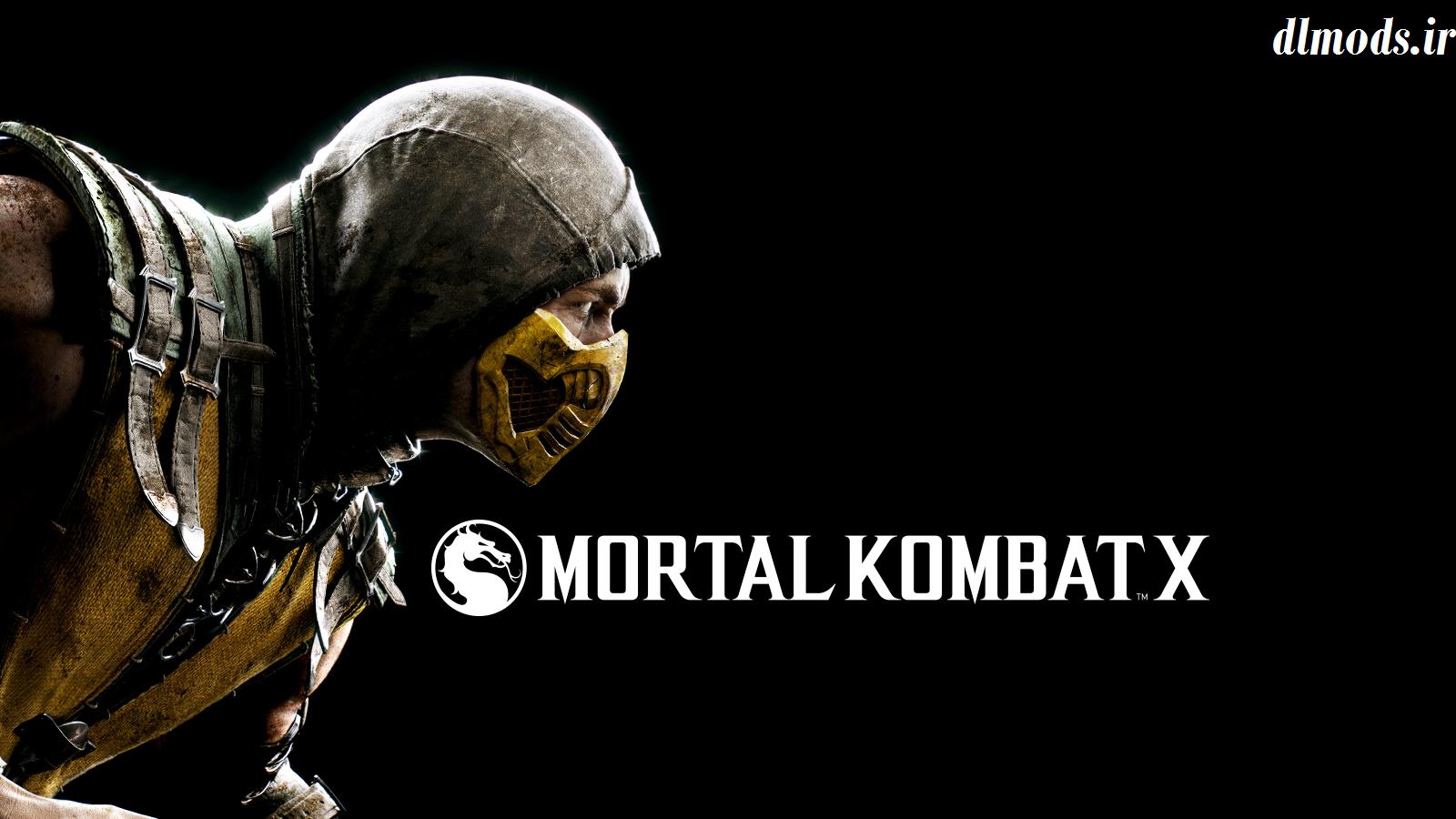 دانلود ترینر بازی Mortal Kombat X