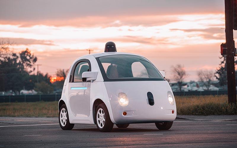 مشکل اجرای قوانین ماشین های خودران گوگل