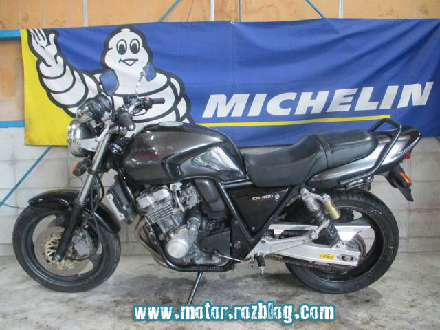 نمایش پست : Honda CB 400 Super Four 1993