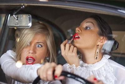 طنز امتحان آیین نامه راهنمایی رانندگی