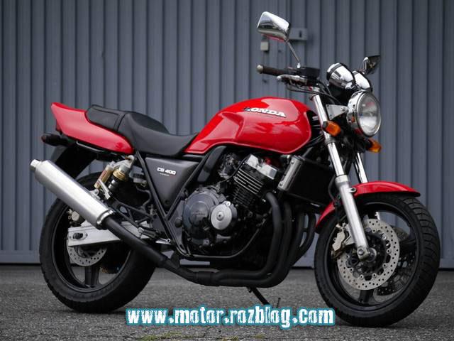 نمایش پست :  Honda CB 400 Super Four 1996