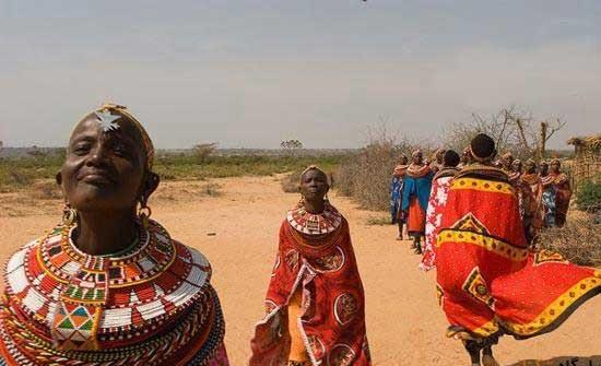 روستایی زنانه بدون حضور حتی یک مرد ! + تصاویر