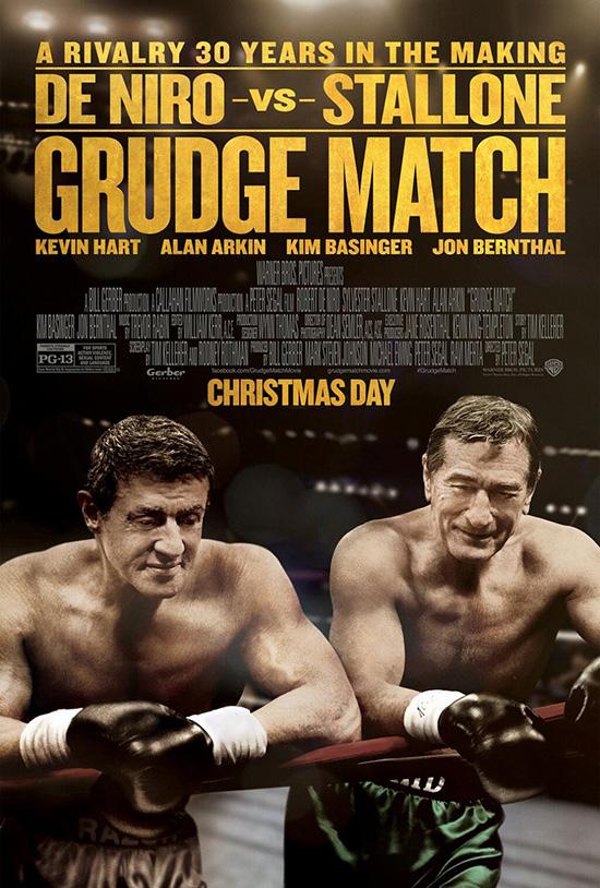 دانلود فیلم دوبله فارسی مبارزه کینه جویانه Grudge Match 2013