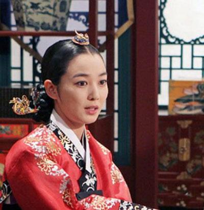 عکس هایی از سریال دونگ یی