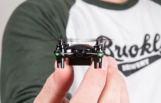 با کوچک ترین هواپیمای بدون سرنشین آشنا شوید