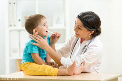 نشانه ها و درمان آنفولانزا در کودکان نوپا