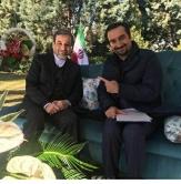 دیپلمات پرسپولیسی کشورمان از دعوا کردنهای روحانی گفت/از مادر عراقچی تا پرویز پرستویی روی خط تماس