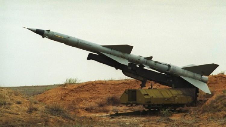 شلیک موشک مخوف قاهر 1 به فرودگاه جازان در عربستان