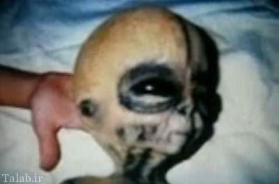 تصاویر جنجالی موجودات فضایی