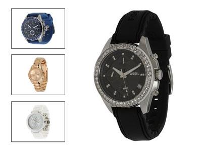 مدل های جدید ساعت مچی 2012