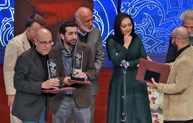 برگزاری اختتامیه سی و چهارمین جشنواره فیلم فجر