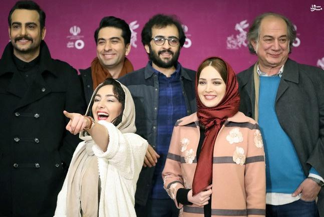 چهره ها و حاشیه های اختتامیه جشنواره فجر