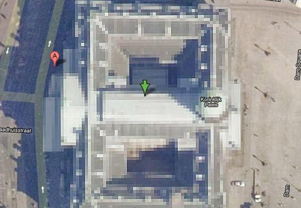 آیا مکان های ممنوع در نقشه گوگل را می شناسید؟
