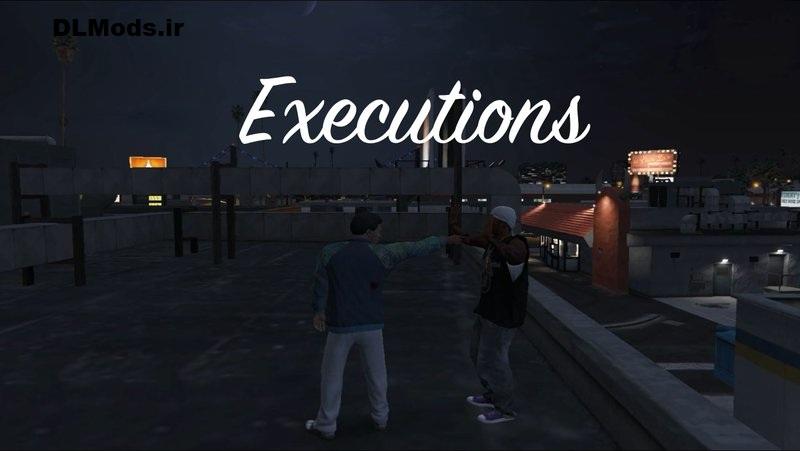 دانلود مد Executions برای GTA V