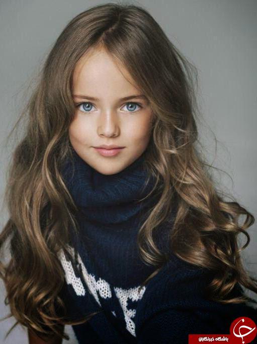 زیباترین کودک جهان کیست