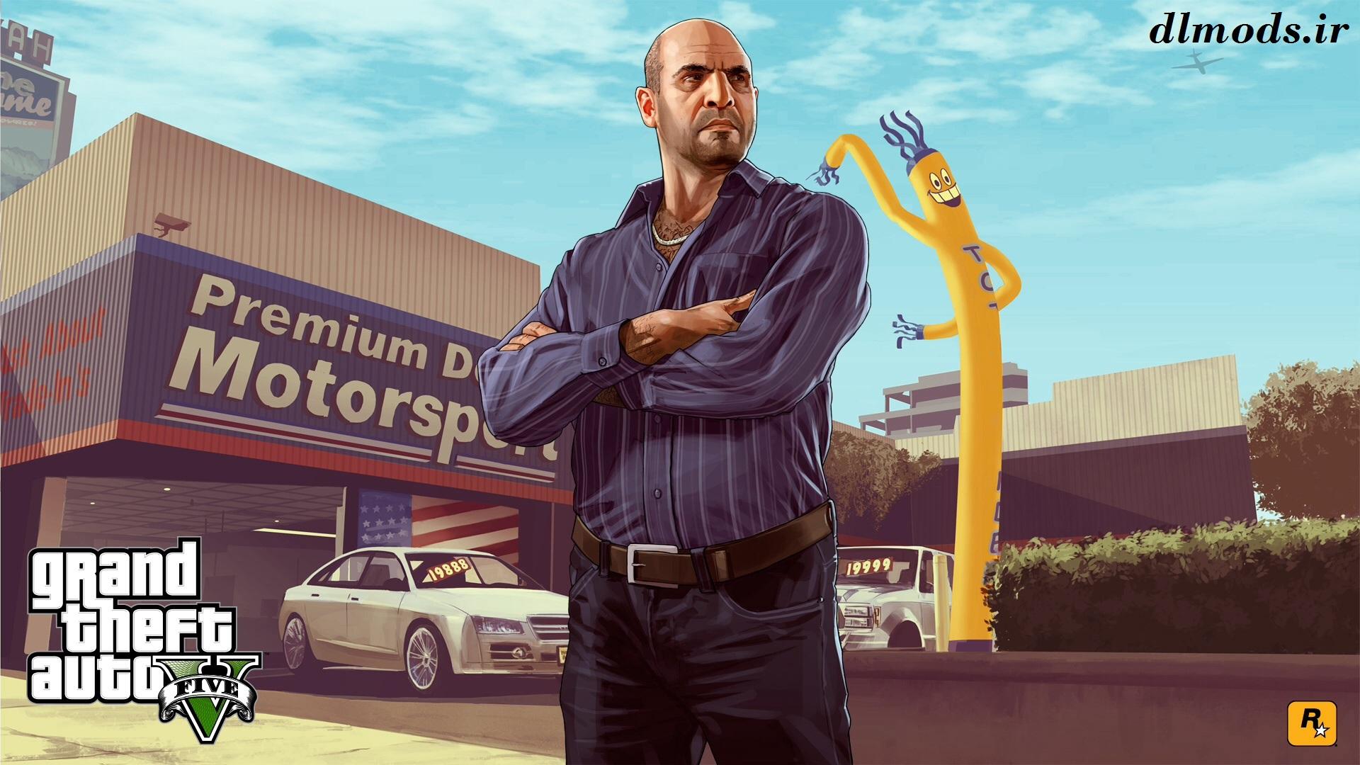 آموزش پول در آوردن در بازی GTA V