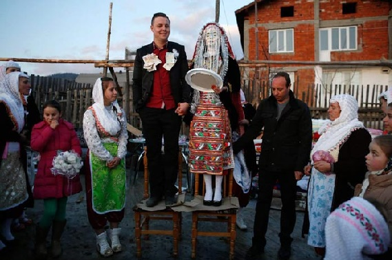 تیپ عروس خانم ها در کشورهای مختلف دنیا