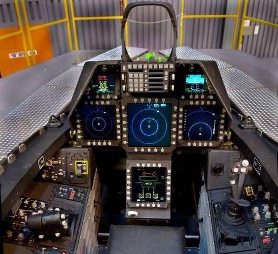 تصاویر جالب و دیدنی از داخل کابین خلبان ها