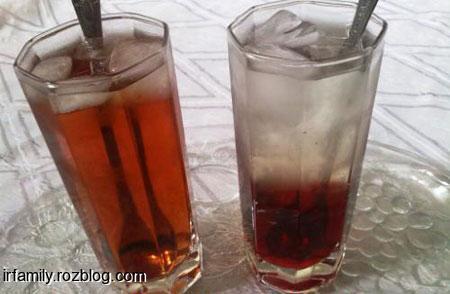 طرز تهیه شربت گل محمدی (گل سرخ)