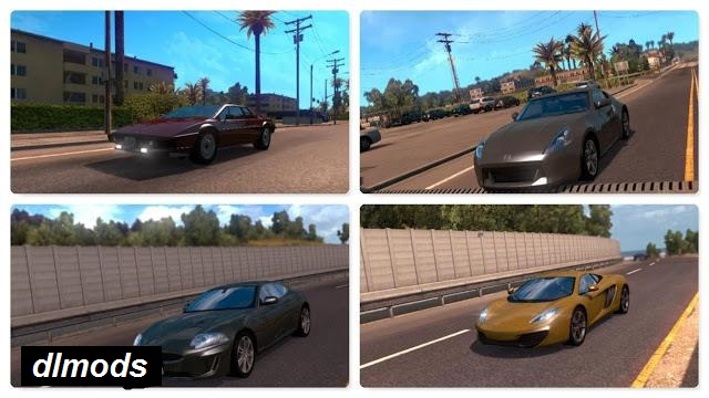 دانلود مد AI TRAFFIC MOD PACK V0.9