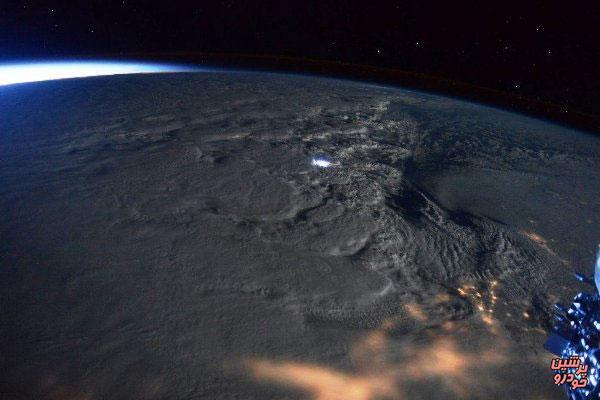 جدیدترین تصاویر از فضا