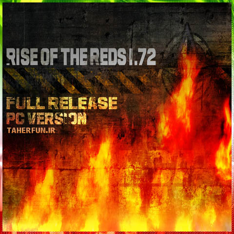 Rise of the Reds GLA Beta 1.72