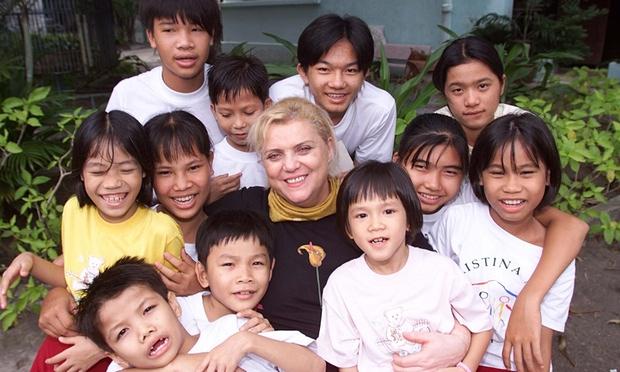 این زن ۷۰۰ هزار فرزند دارد+تصویر
