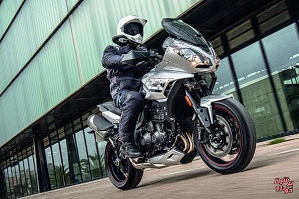 تازه واردی در دنیای موتورسیکلتها