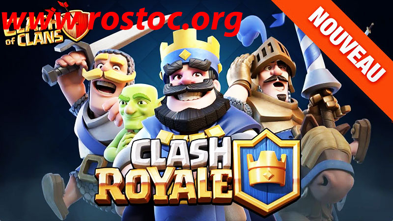 دانلود Clash Royale v1.1.0 – جدیدترین نسخه کلش رویال اندروید