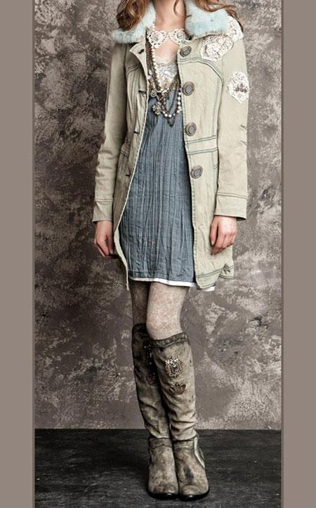 جدیدترین مدل لباس زمستانی 2016