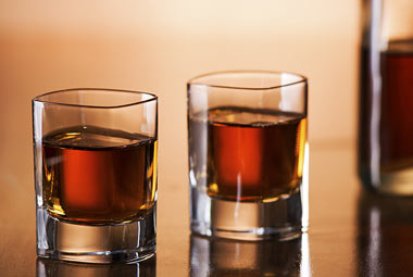 تاثیر مشروبات الکلی بر بدن