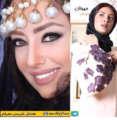 از مدل شدن نفیسه روشن تا رونمایی حدیثه تهرانی از شوهر خواننده اش!