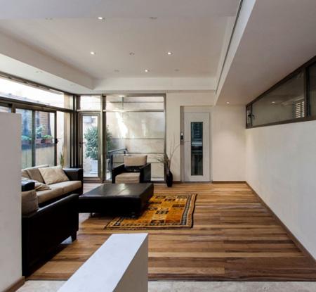 قرنیز ساده ترین زیبا سازی دیوار و کف