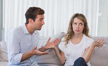 سوالاتی که هیچ وقت نباید از همسرتان بپرسید