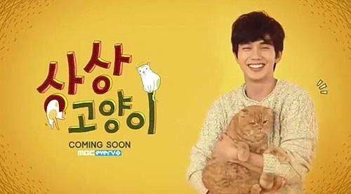 دانلود سریال کره ای گربه خیالی Imaginary Cat 2016