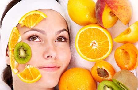 بهبود وضعیت پوست صورت تا عید با این مواد
