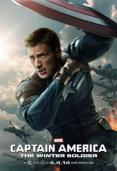 دانلود دوبله فارسی فیلم Captain America The Winter Soldier 2014