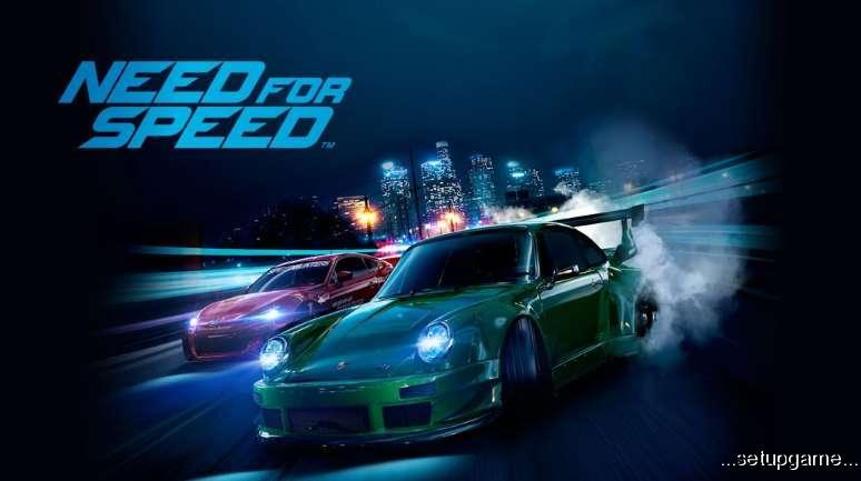 اعلام سیستم مورد نیاز برای اجرای بازی Need for Speed