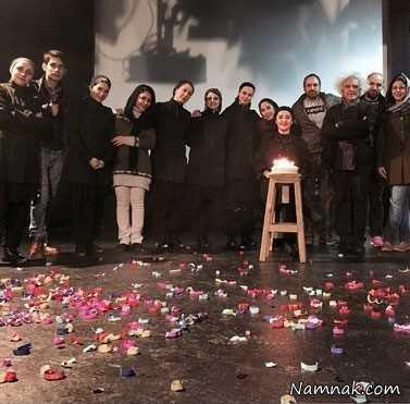 جشن تولد 53 سالگی رویا نونهالی + عکس