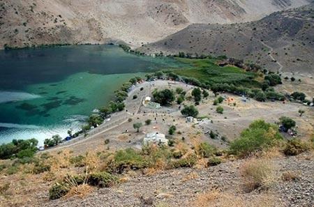 دریاچه گهر ملقب به نگین زاگرس