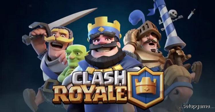 """دانلود Clash Royale 1.1.2 – بازی جدید سوپرسل """"کلش رویال"""" اندروید"""