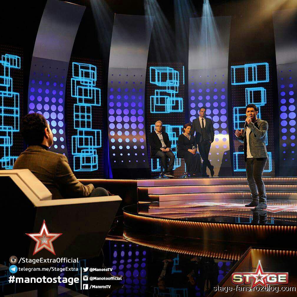 دانلود اجرای حسین اهنگ یه دیواره در مسابقه استیج Stage Manoto